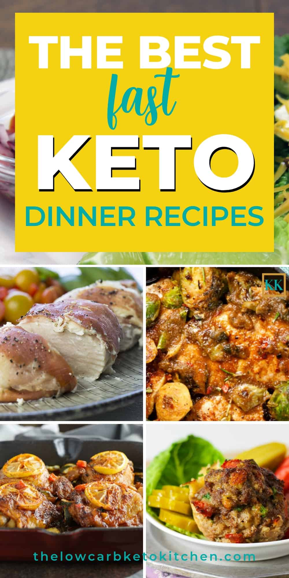 Fast Keto Dinner Recipes