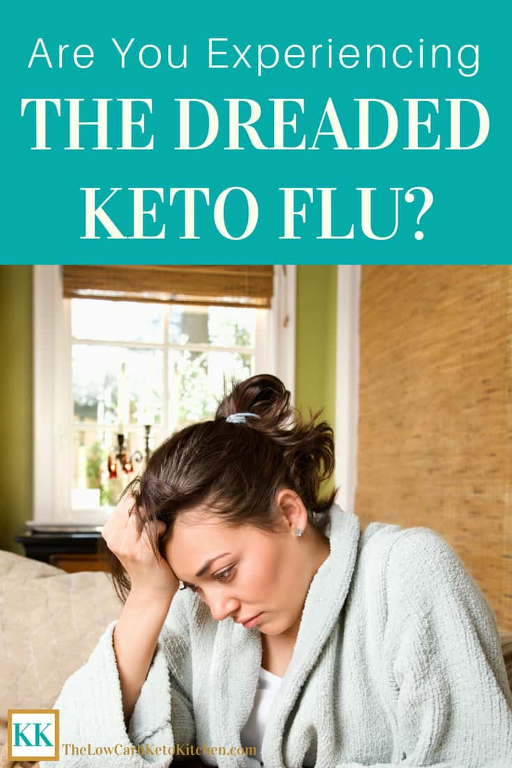 Do You Have the Dreaded Keto Flu?