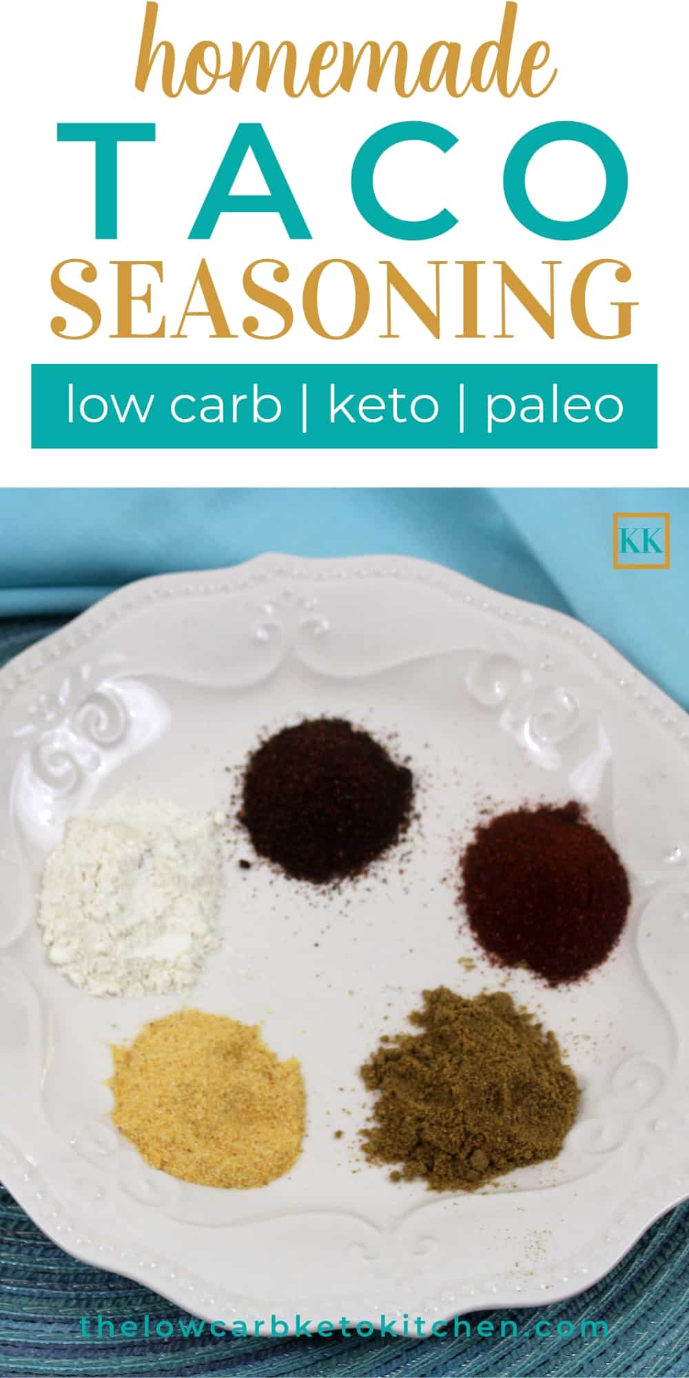 Homemade Keto Taco Seasoning