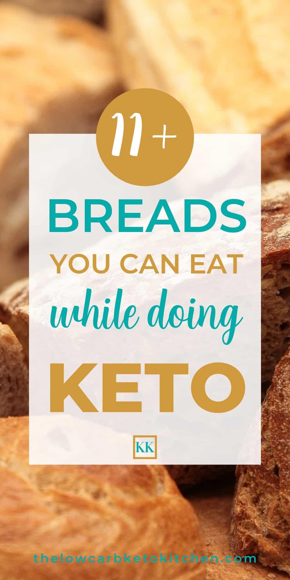 The Best Keto Bread Recipes