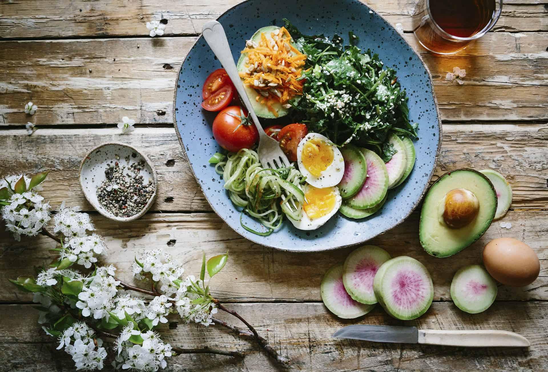 Veggies for keto food list