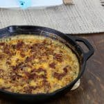 The Best Keto Chicken Bacon Ranch Casserole