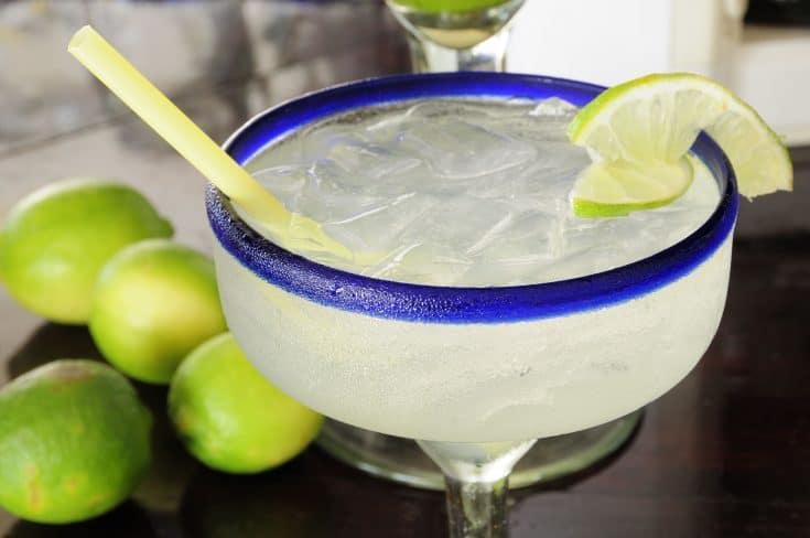 Unwind With a Sugar-Free Margarita Recipe