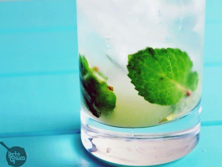 Vodka Mojito: Low Carb & Sugar Free [Recipe]