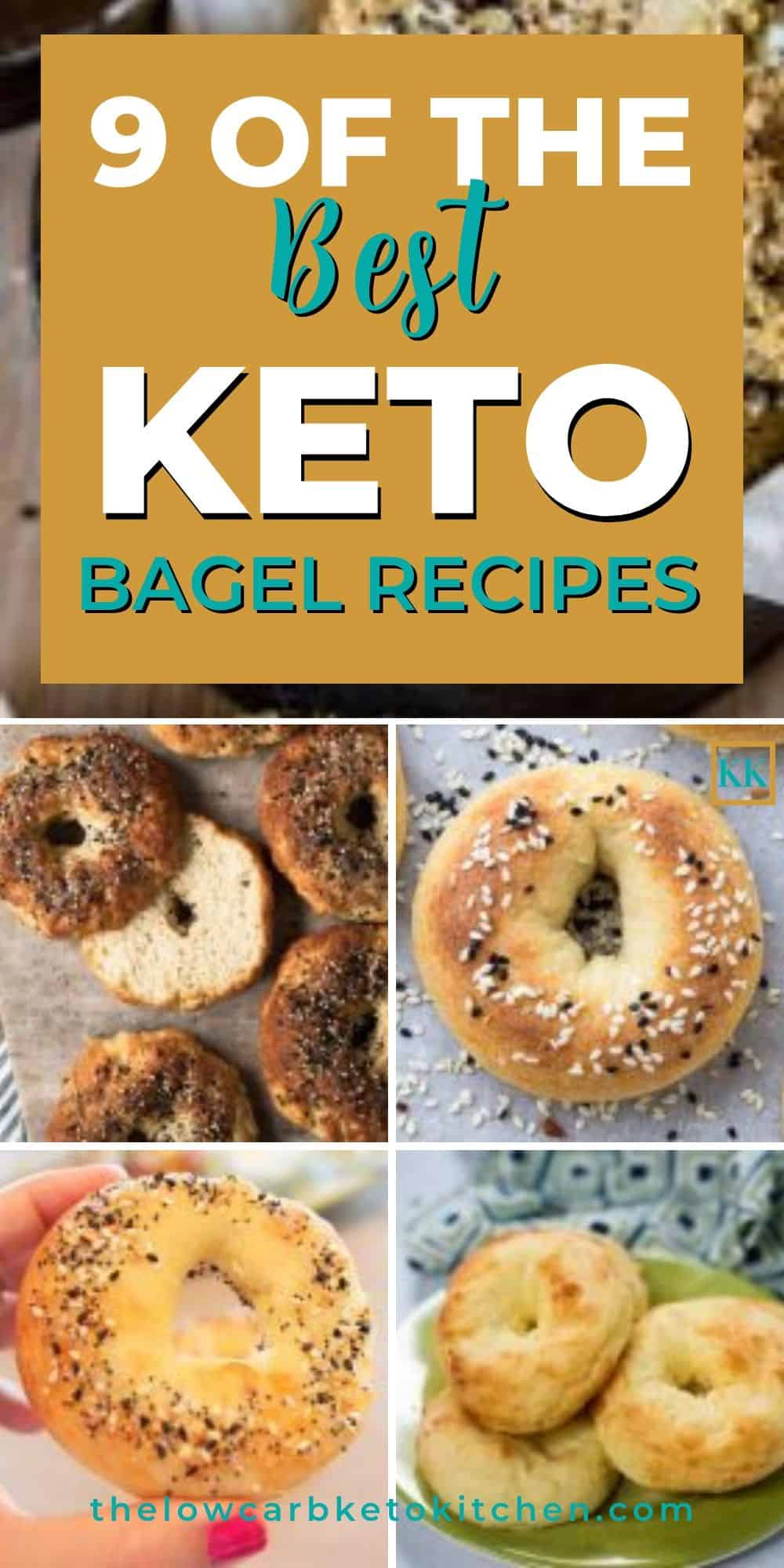 The Best Keto Bagels