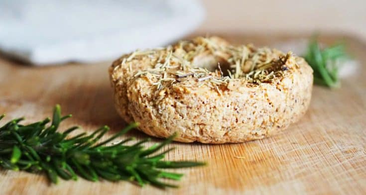 Rosemary Keto Bagels